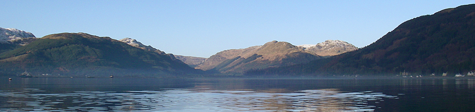 Fasgadh Self Catering Accommodation, Holy Loch, Dunoon